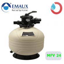 فیلتر تصفیه شنی استخر EMAUX مدل mfv24