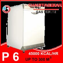 پکیج زمینی گازی مخزن دار P6 شوفاژکار